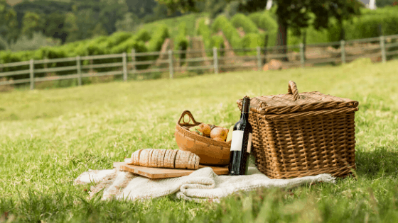 Traditional Picnic Baskets