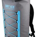 Dry Ice Cooler Bag Waterproof Backpack 40L
