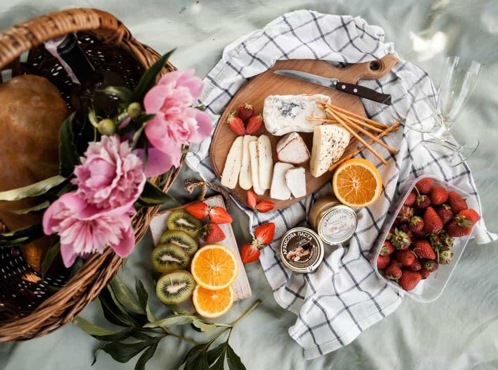 Amazing picnic food ideas