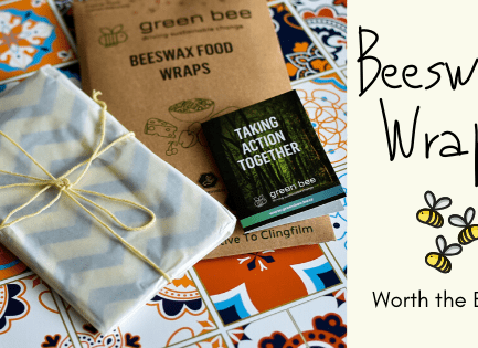 beeswax wraps - worth the buzz?